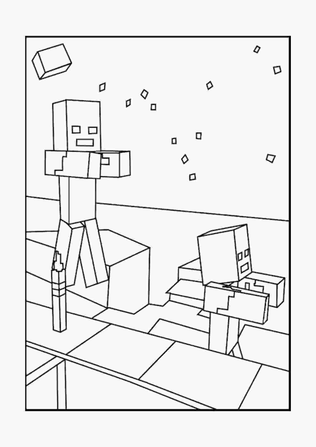 minecraft zombie coloring pages pin by selcin tezcan on minecraft minecraft coloring