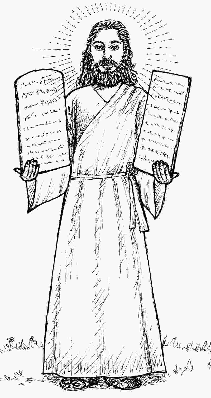 moses coloring sheet free printable moses coloring pages for kids
