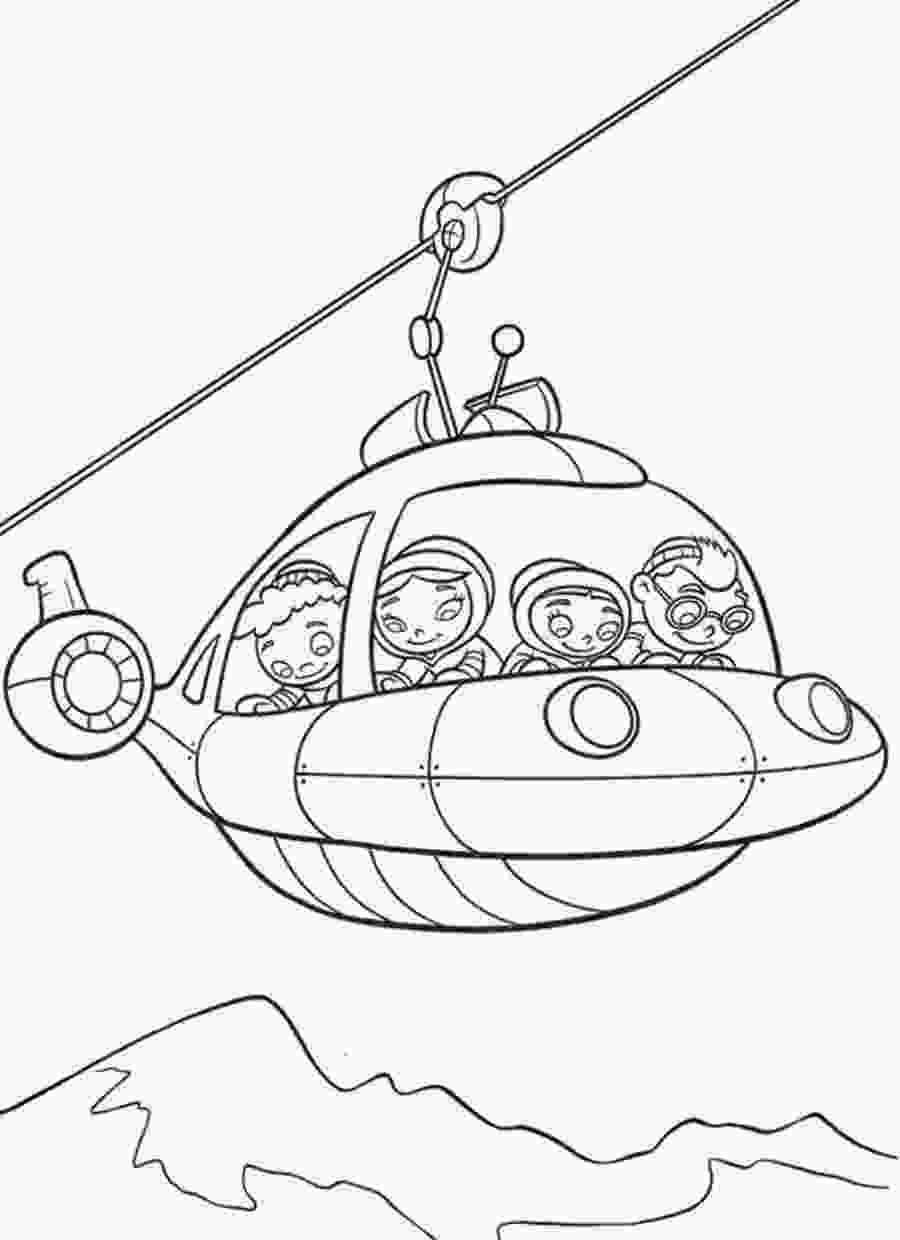 printable coloring page free printable little einsteins coloring pages get ready