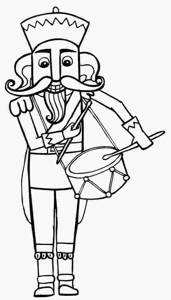 printable coloring page free printable nutcracker coloring pages for kids