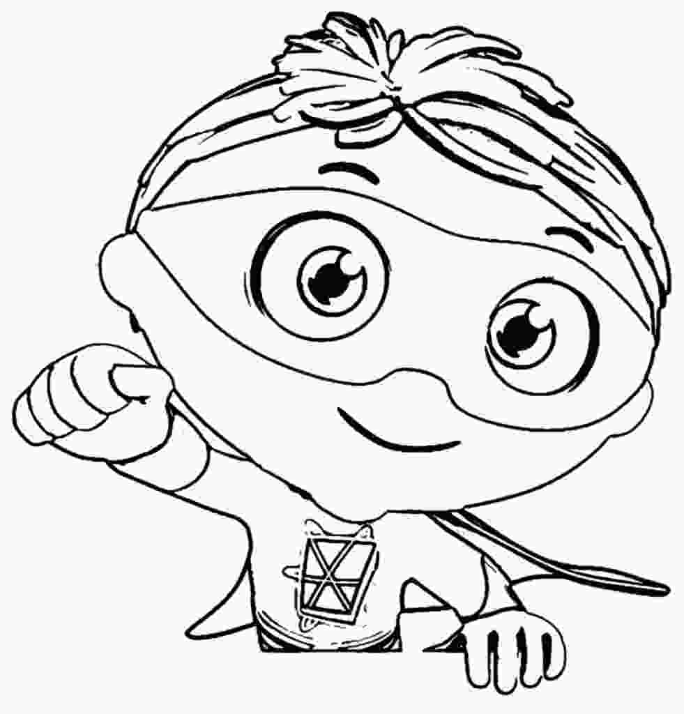 printable coloring page super why coloring pages best coloring pages for kids