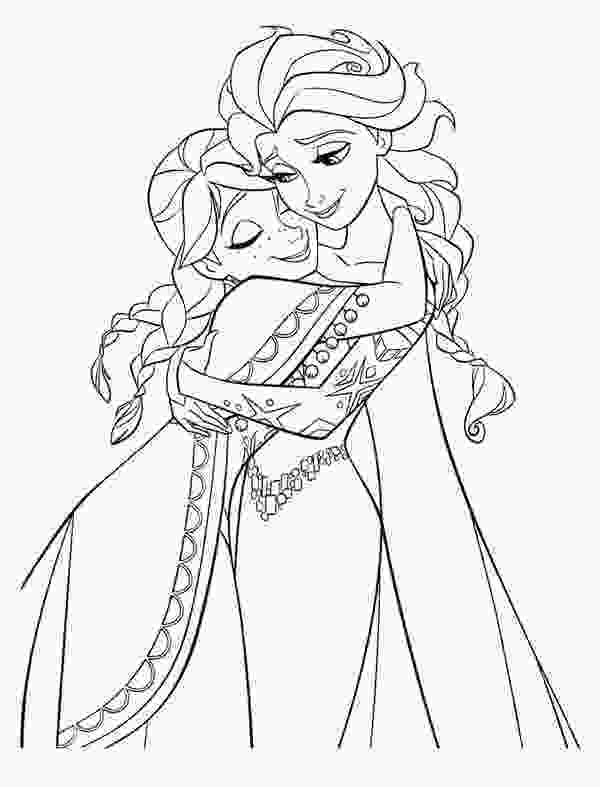 printable elsa pictures 1000 images about coloring pages on pinterest coloring