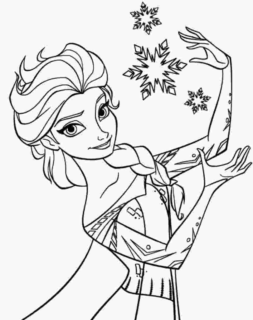 printable elsa pictures free printable elsa coloring pages for kids best