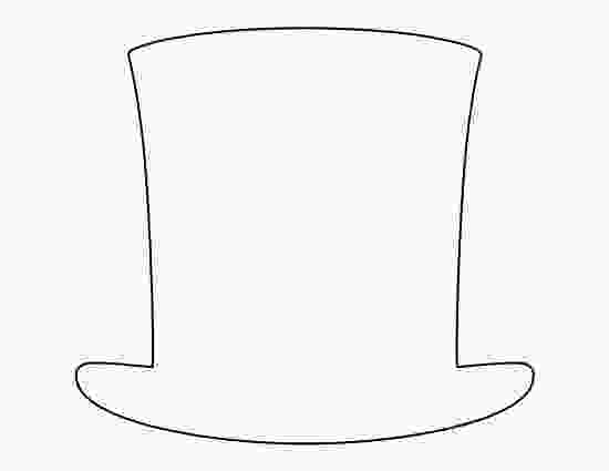 printable pictures of abraham lincoln abraham lincoln hat pattern use the printable outline for 1