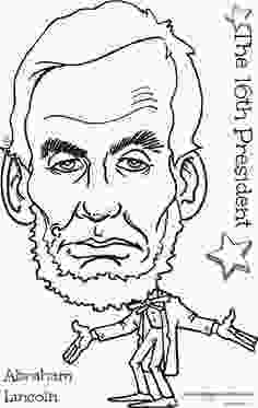 printable pictures of abraham lincoln coloring pages for the 3 parts that make up blood ece