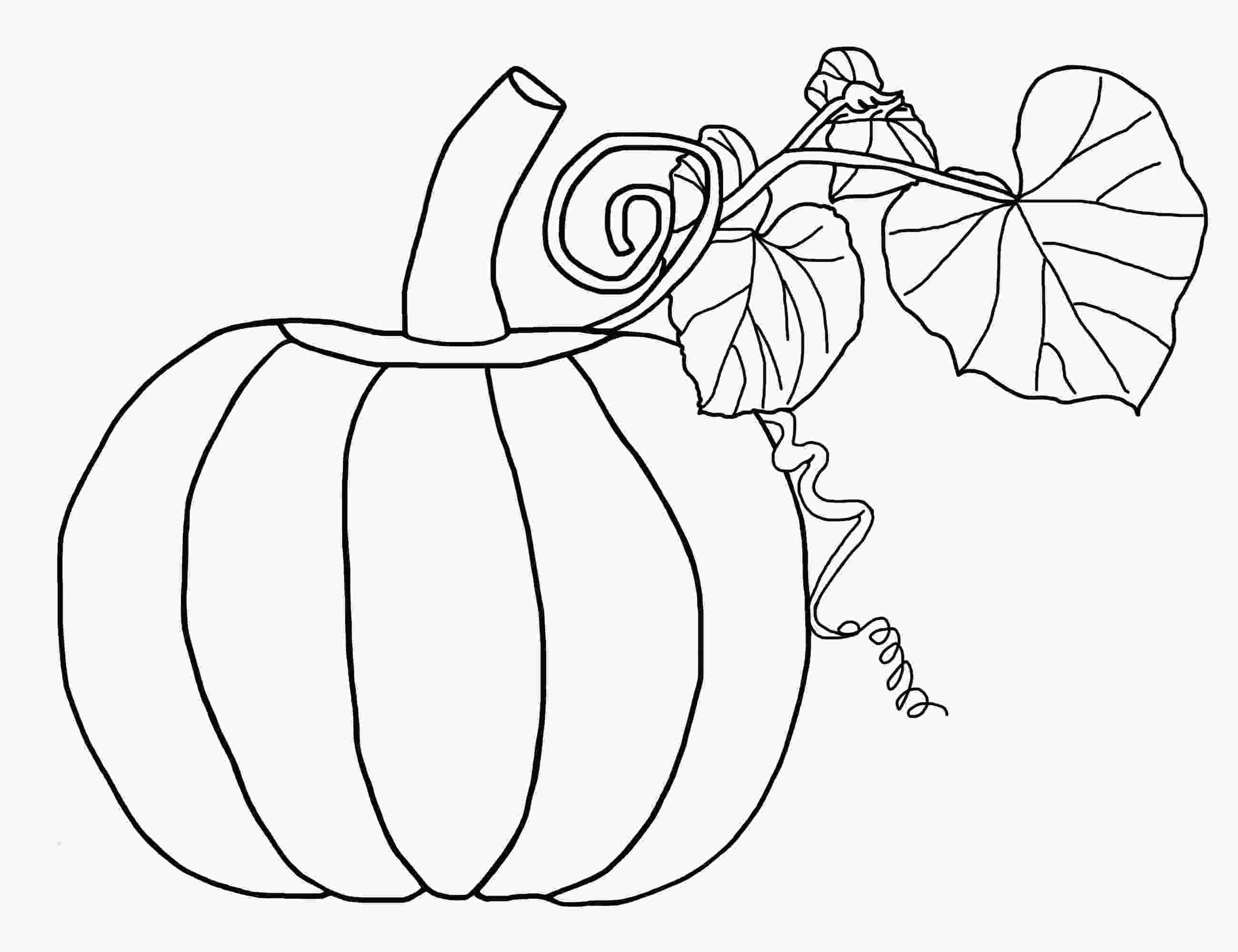 pumpkins to color free pumpkin coloring pages for kids 1