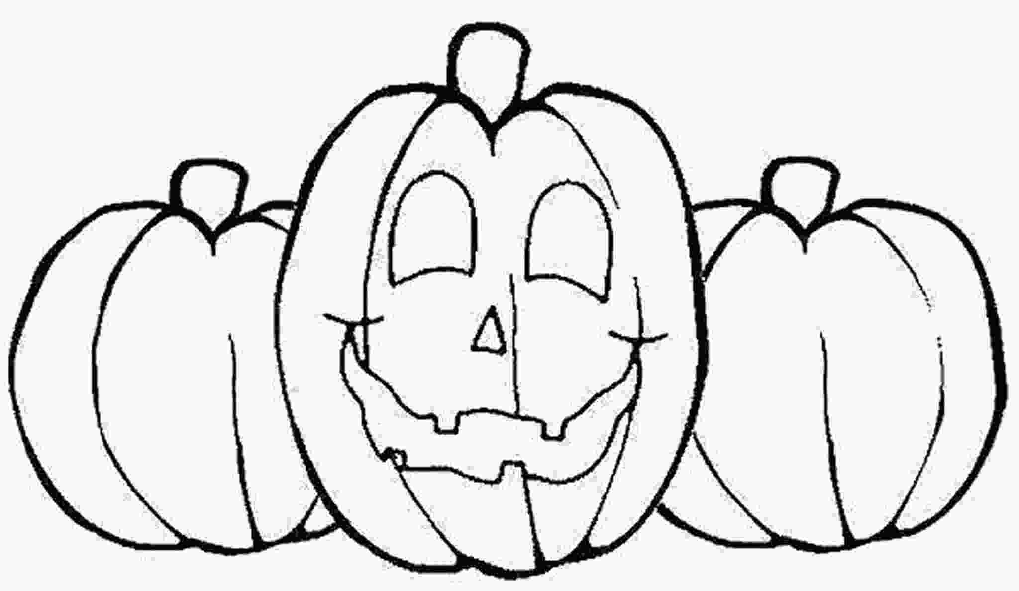 pumpkins to color print amp download pumpkin coloring pages and benefits of