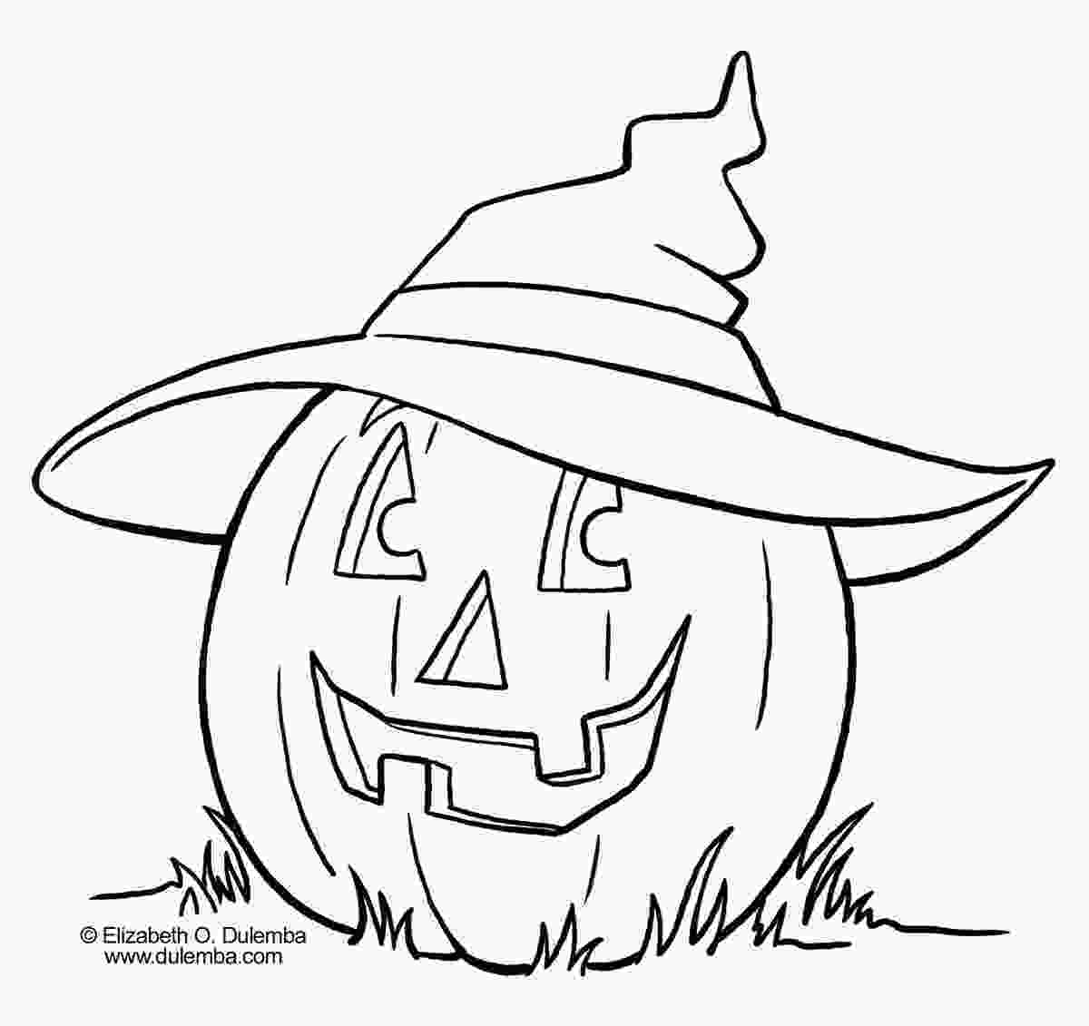 pumpkins to color pumpkin coloring pages collections 2011