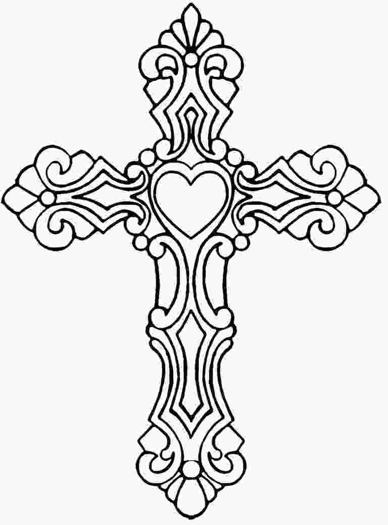 rose cross coloring pages learning to love our family first churches of