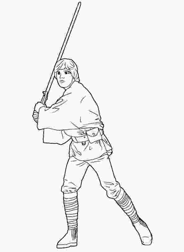 star wars luke coloring pages kidsnfuncom 21 coloring pages of star wars the force