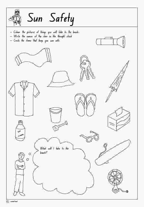 sun safety coloring sheets 93 best images about coloring sheets on pinterest