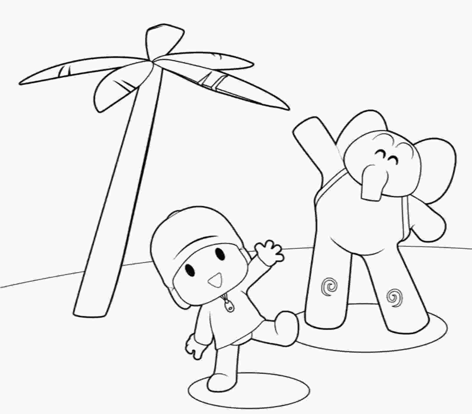 super pocoyo coloring pages pocoyo coloring pages free printable coloring pages