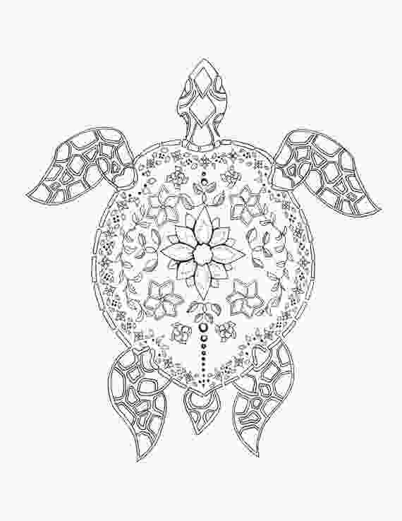 turtle mandala coloring pages coloriage adult coloring owl coloring pages coloring