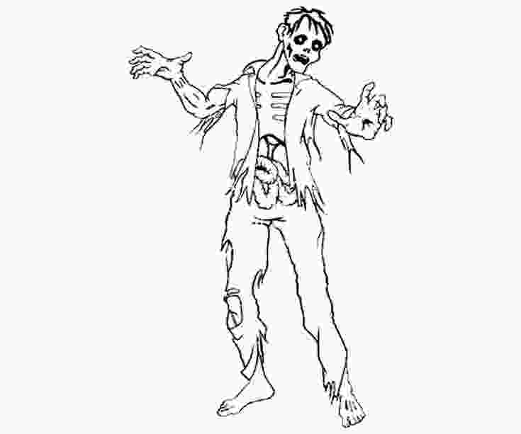 zombie coloring pages online 1000 images about zombie coloring on pinterest coloring