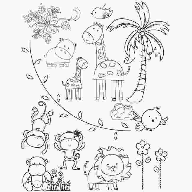 zoo coloring pictures zoo coloring pages 87314 animals kids pedia art