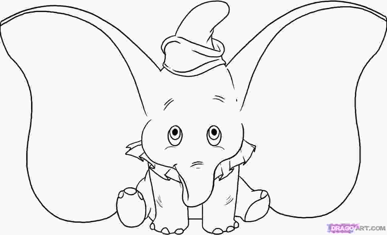 baby elephant coloring page baby elephant coloring pages to download and print for free 2
