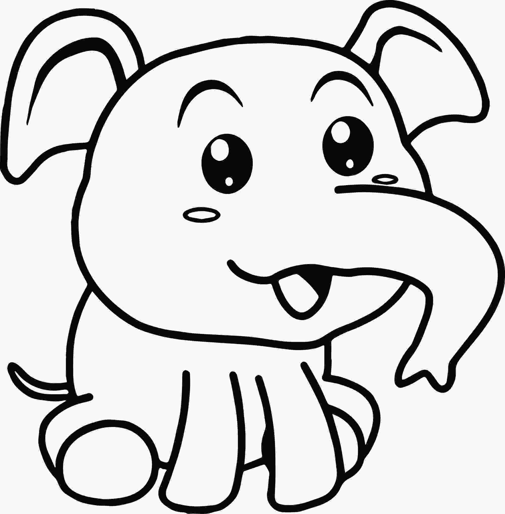 baby elephant coloring page cute baby elephant coloring page wecoloringpagecom
