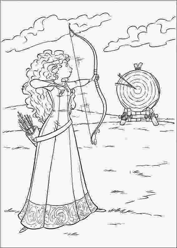 brave coloring book fun coloring pages brave coloring pages