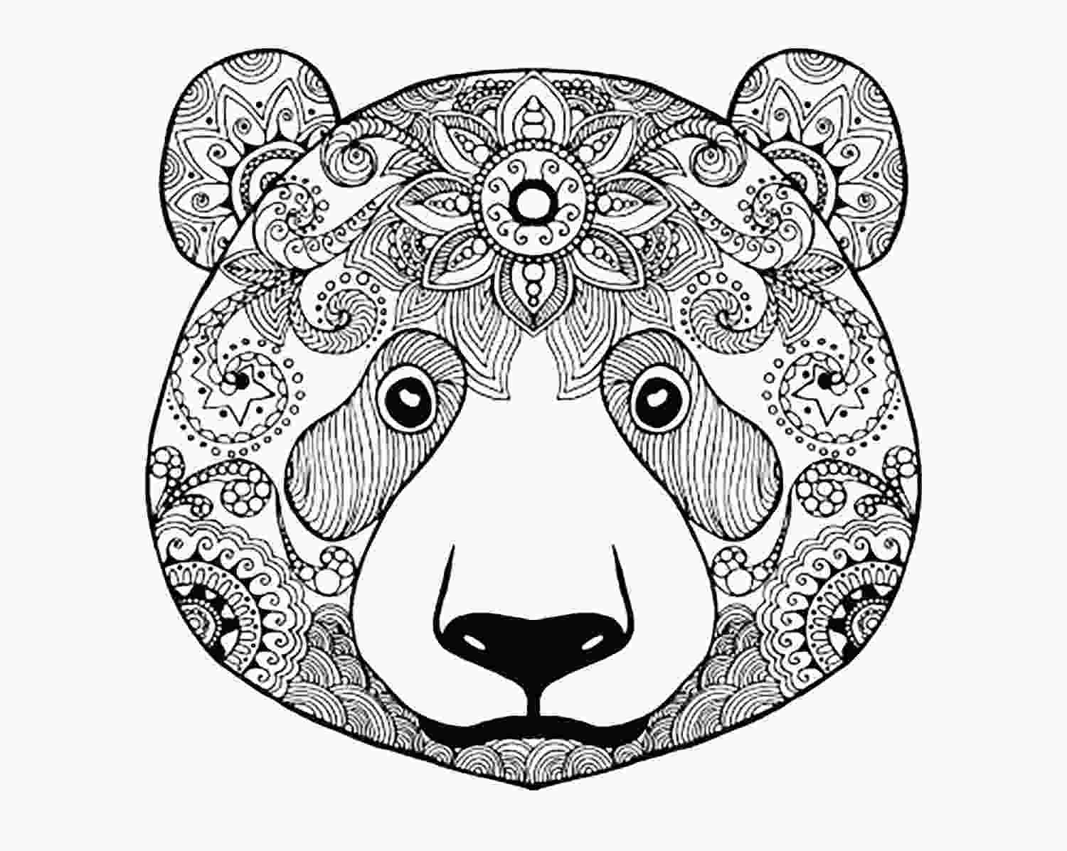coloring sheet adults adult coloring pages animals best coloring pages for kids