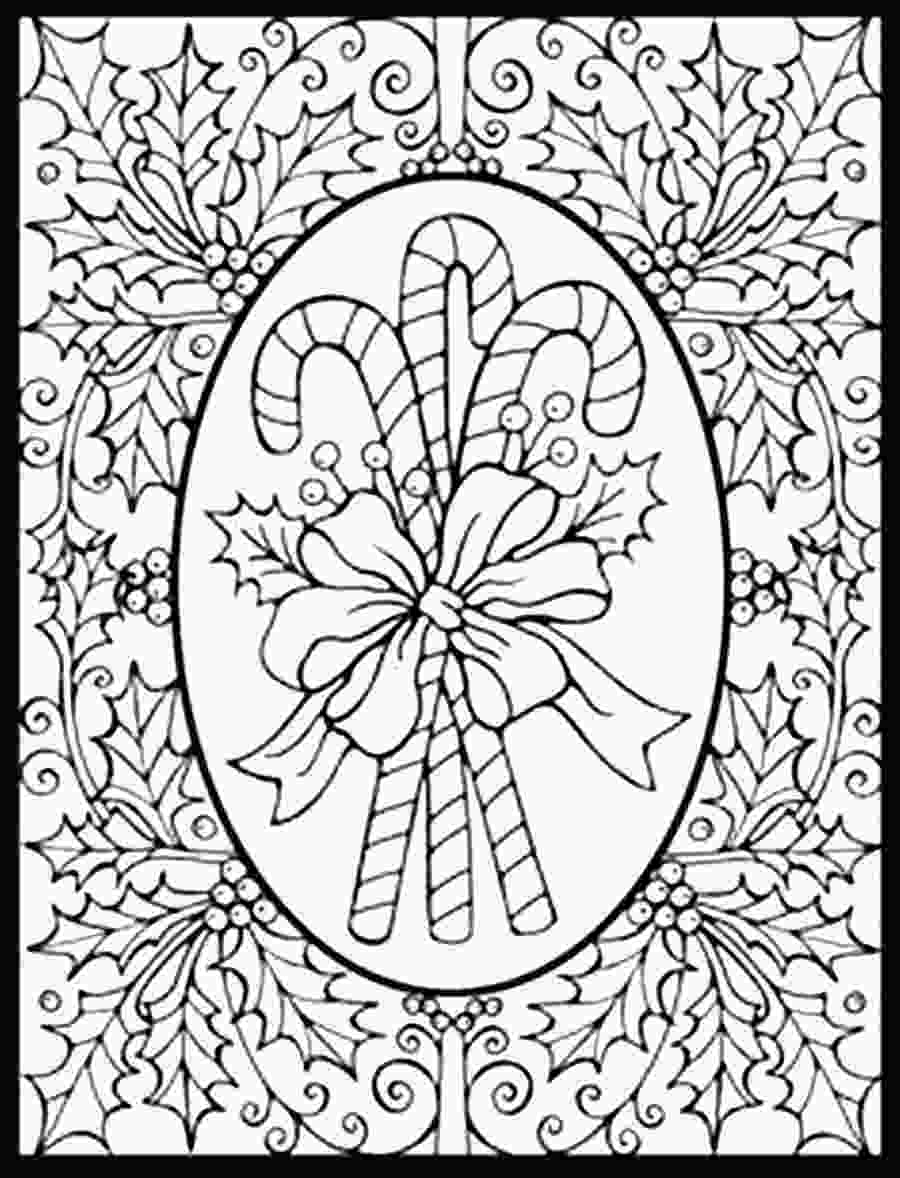 coloring sheet adults serendipity adult coloring pages seasonal winterchristmas