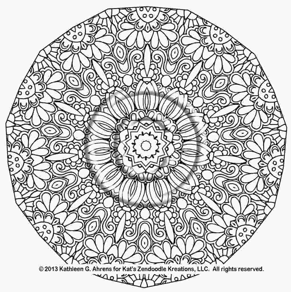 complex coloring page coloring pages plicated coloring pages free complex