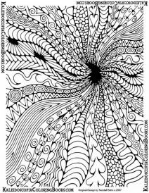 complex coloring page get this printable complex coloring pages for grown ups