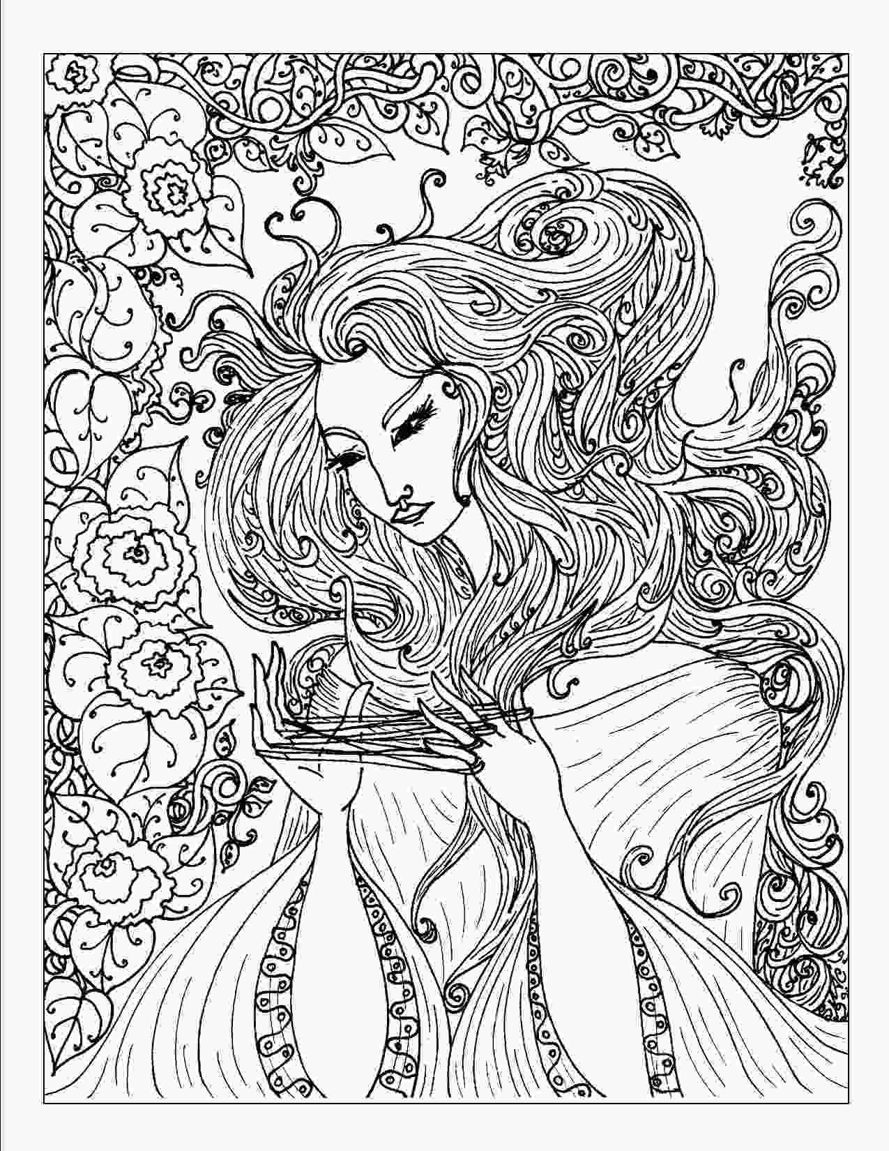 complex coloring page pin complex colouring pages on pinterest