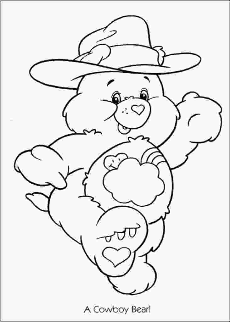 free printable coloring books free printable care bear coloring pages for kids