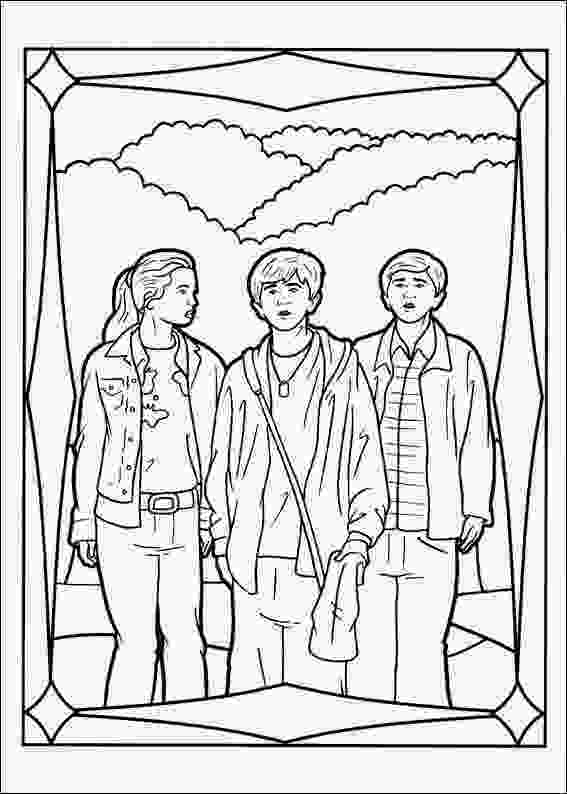 free printable coloring books fun coloring pages the spiderwick chronicles coloring pages
