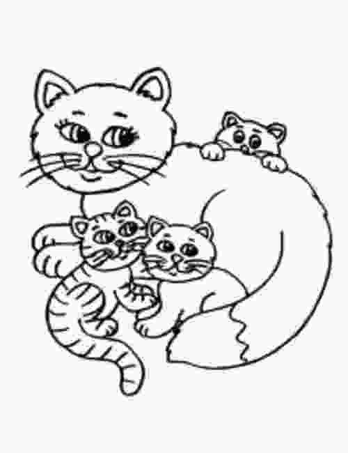 kitten coloring pages for kids for kids coloring pages cats gtgt disney coloring pages