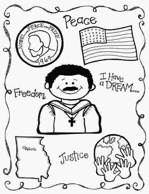 martin luther king jr coloring sheets martin luther king jr coloring pages and worksheets best 2