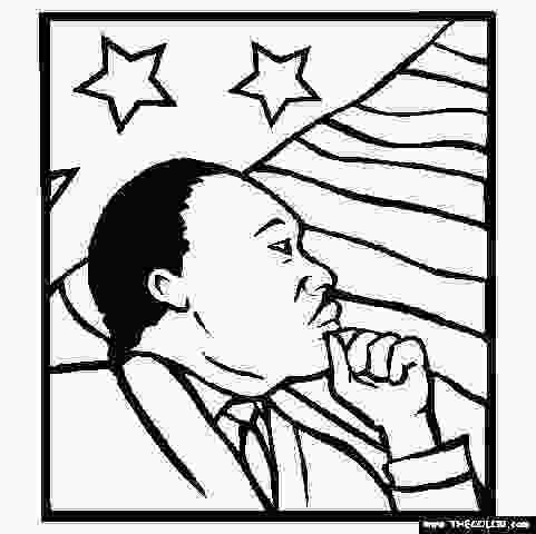 martin luther king jr coloring sheets martin luther king jr coloring pages
