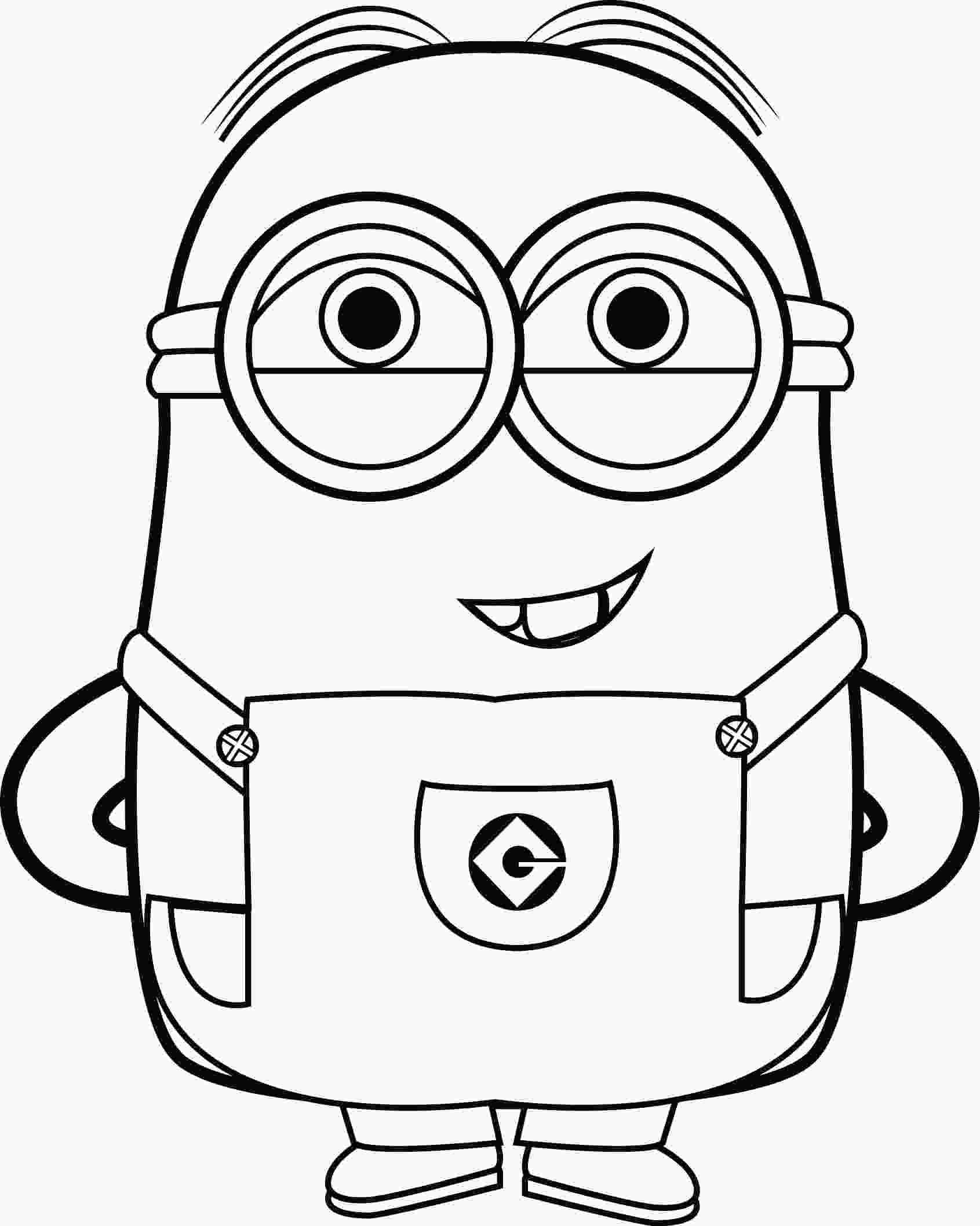 minions pictures color minions disegni da colorare e stampare minions coloring pages