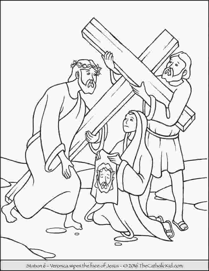 stations of the cross coloring pages 17 best images about stations of the cross coloring pages 1