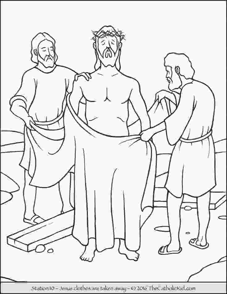 stations of the cross coloring pages 17 best images about stations of the cross coloring pages 3