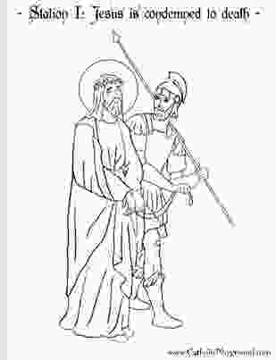 stations of the cross coloring pages the cross coloring pages and coloring on pinterest