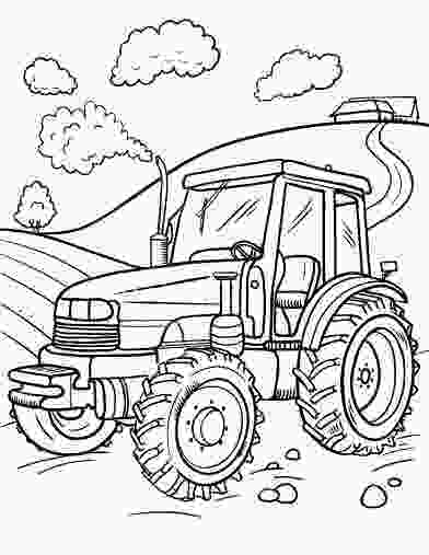 tractor coloring pictures pin by 3 boys and a dog on farm animals unit study farm