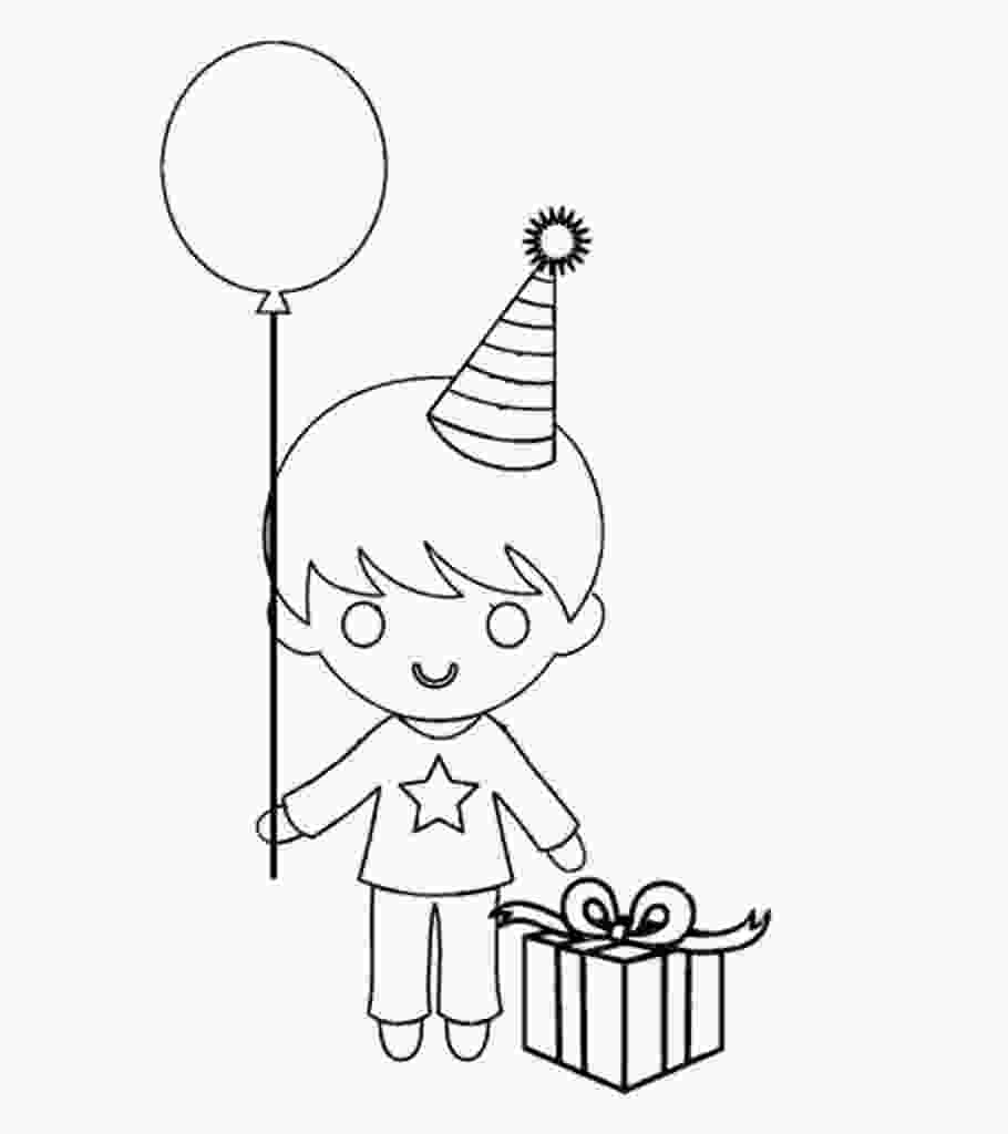 true cartoon coloring pages happy birthday coloring pages free printables