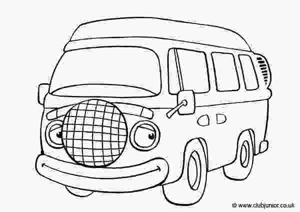 vw bus coloring page vw bus coloring page coloring home