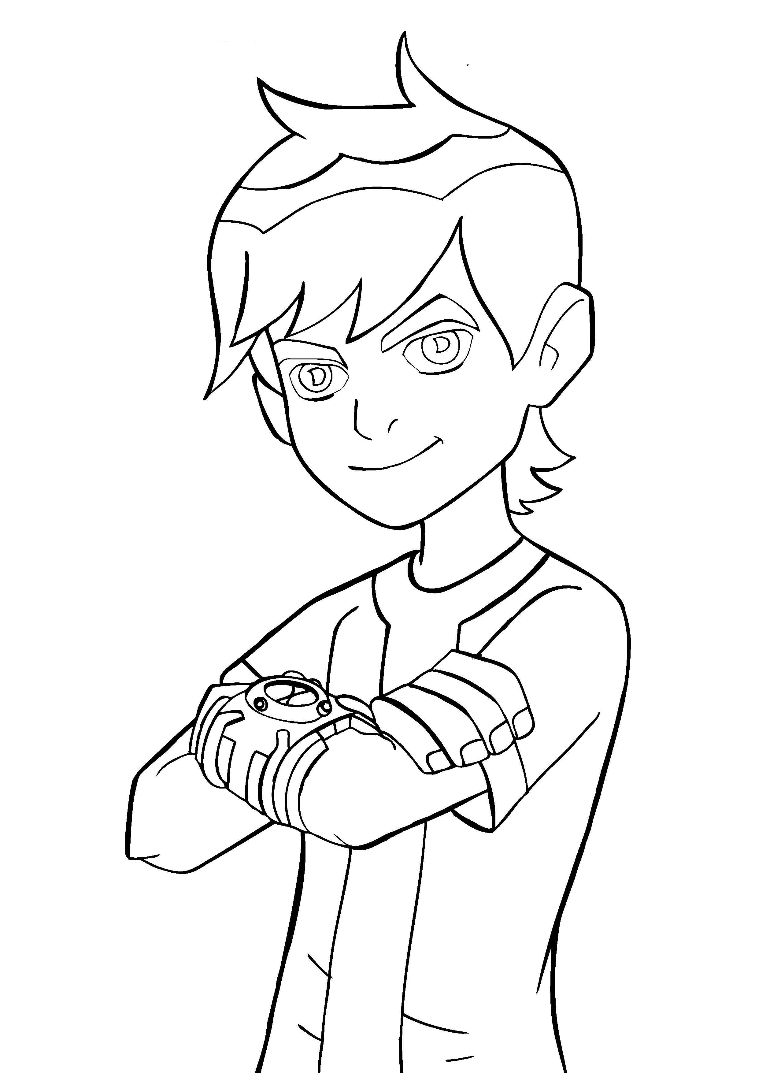 ben 10 coloring images ben 10 coloring pages ben coloring 10 images