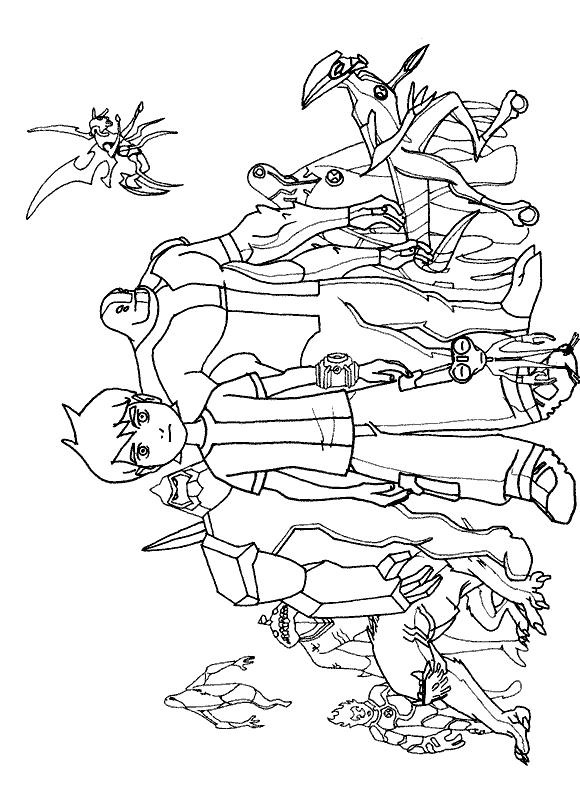 ben 10 coloring images ben 10 coloring pages minister coloring 10 images ben coloring