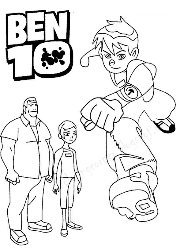 ben 10 coloring images ben10 coloring pages ben 10 images coloring