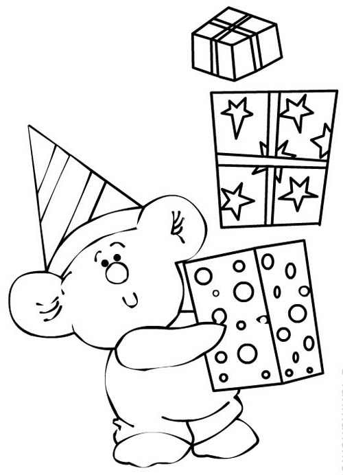boy birthday coloring pages happy birthday coloring pages free printable download for birthday coloring boy pages