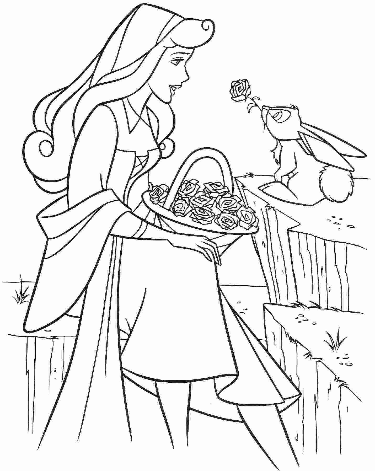 coloring pages of sleeping beauty baby sleeping drawing at getdrawingscom free for