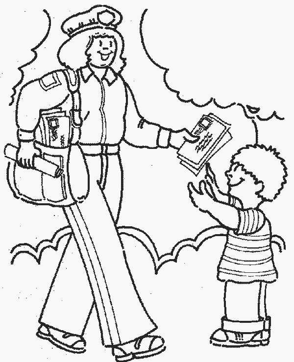 community helpers coloring pages free printable community helper coloring pages for kids coloring helpers pages community