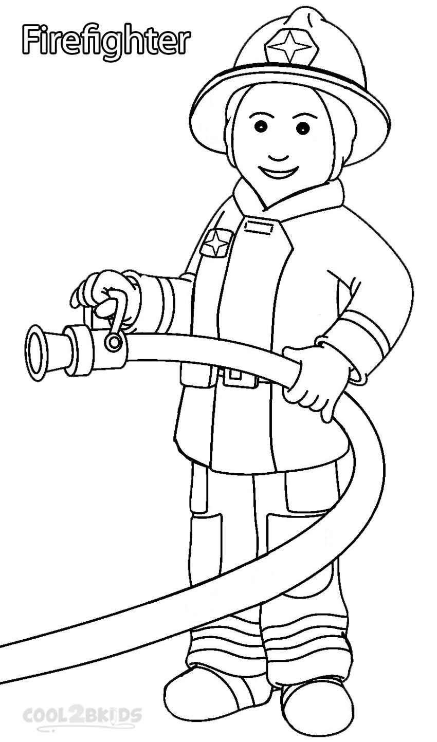 community helpers coloring pages printable community helper coloring pages for kids pages helpers community coloring