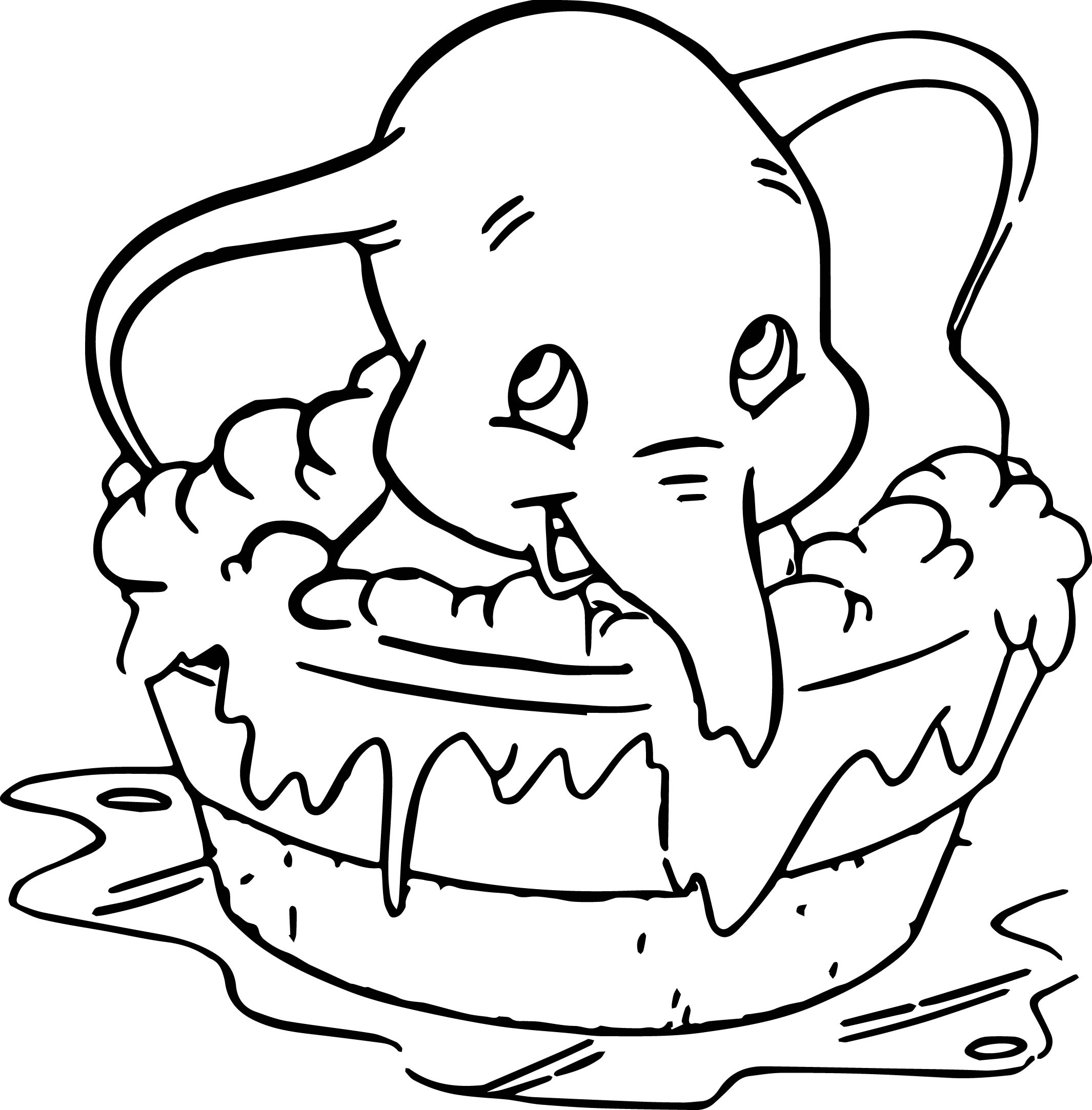 dumbo the elephant coloring pages dumbo coloring pages printable 32 colors of pictures the pages dumbo coloring elephant