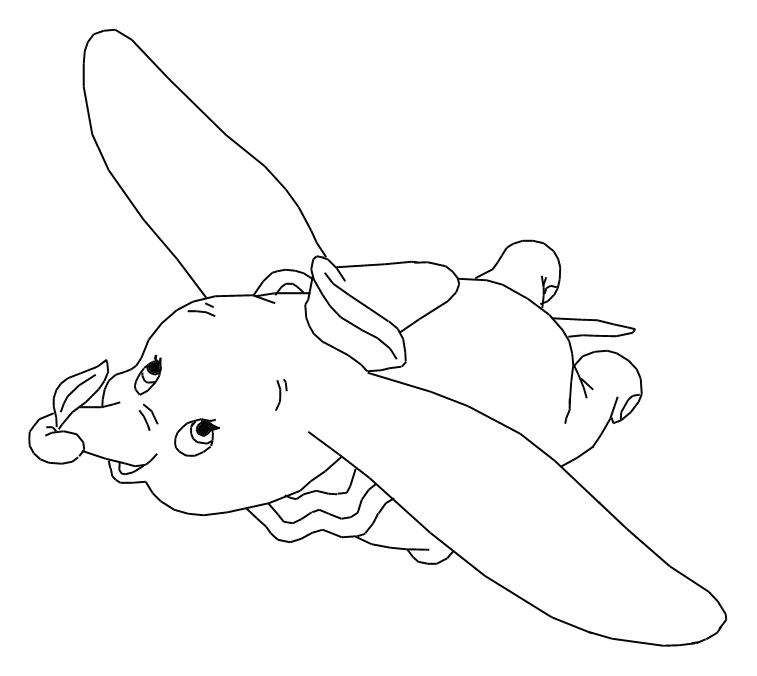 dumbo the elephant coloring pages dumbo crows coloring pages coloring pages the pages dumbo elephant coloring