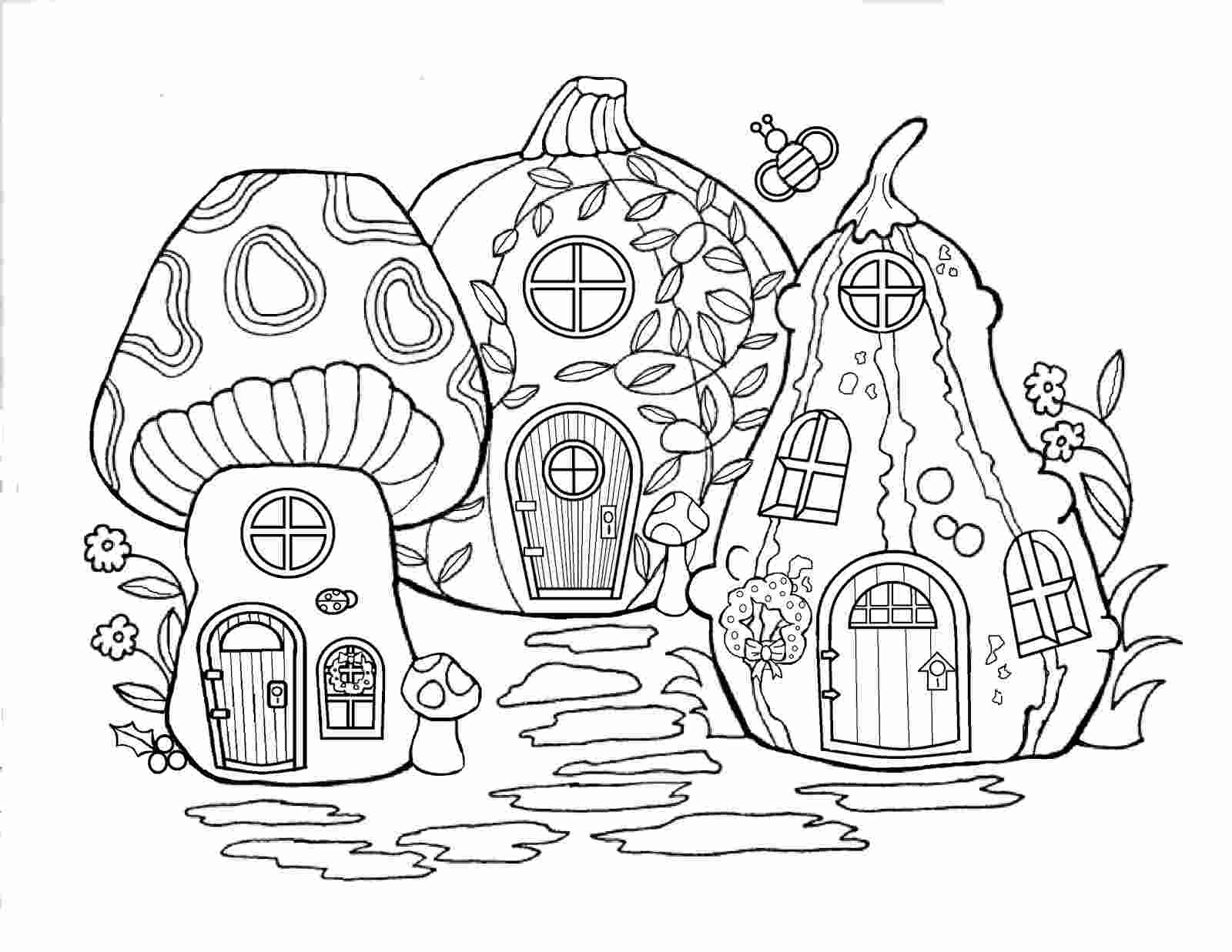 houses coloring pages let it shine fairy merry christmas day13