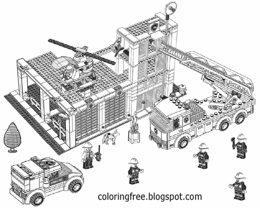 lego city drawing free coloring pages printable pictures to color kids city lego drawing 1 2